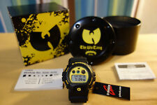 "Casio G-Shock 3230 ""The Wu Tang Brand Limited O.G."" Digital Watch DW-6900FSWTC1"