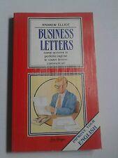 A.Elliot- BUSINESS LETTERS- come scrivere in perfetto inglese..Ed. La spiga 1990