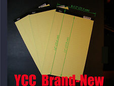 iScholar Legal Ruled Perforated Writing Pad 50 s' 8-1/2 x 14 in Yellow, 3 pk