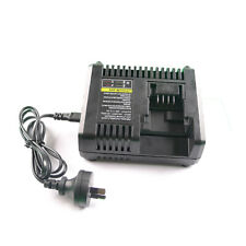 18V 20V Li-ion Battery Charger For Black Decker & Porter Cable & Stanley AU