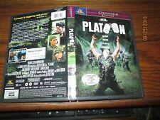 Platoon Dvd Sheen , Dafoe , Berenger