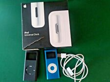 Apple iPod nano A1199  2nd Gen MP3 4GB and Accessories