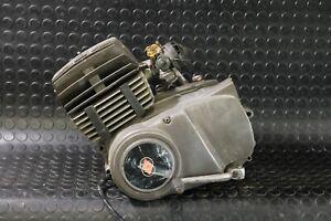 Gilera 50 Ts 5V Motor Komplett