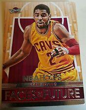 Kyrie Irving Single-Insert Basketball Trading Cards