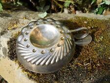Gallia Christofle taste vin ancien en métal argenté