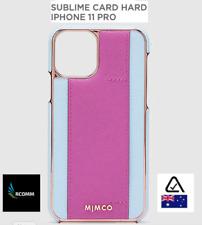 Mimco Sublime Flip Case for iPhone 11 Pro Black Original Aussie Stock