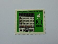DDR Leipziger Frühjahrmesse 1983 10 Pfennig(**) mit Plattenfehler Mi 2779 IV