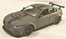 Kinsmart - 1:38 Scale Model Jaguar XE SV Project 8 Gray (BBKT5416DFG)