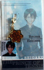 Prince of Tennis Ryoma Fastener Metal Charm Anime Manga Game MINT
