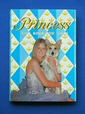 Princess Gift Book for Girls  Annual  1964  in Very Good condition