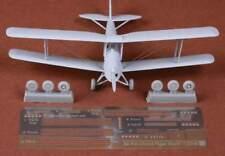 SBS Model 1/72 de Havilland Dh.82a Tiger Moth Rigging Set & Wheels # 72048