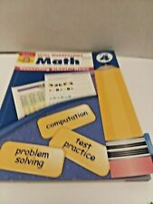 Skill Sharpeners Math, Grade 4 by Evan-Moor