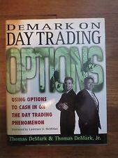 Demark on Day Trading Options Thomas R. Demark HC