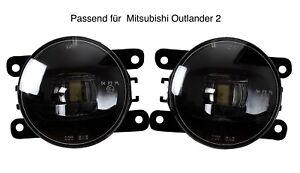 VOLL LED NEBELSCHEINWERFER CREE CHIP 10 WATT für Mitsubishi Outlander 2 LSW3
