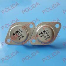 1pair  Audio Transistor SONY TO-3 2SJ18/2SK60 J18/K60 100% Genuine and New