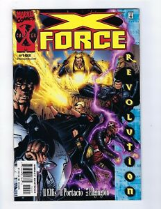 X-Force # 102 Marvel 1st Series