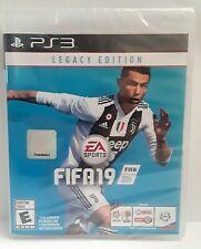 FIFA 19 Legacy Edition PS3 PlayStation 3 New Multi Language English + Spanish