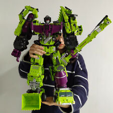 Transformers Devastator 6 In 1 Action Figure NBK GT Cool Kid Toy in Stock 38cm