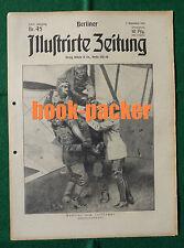 BERLINER ILLUSTRIRTE ZEITUNG 1915 Nr. 45: Die Luftkämpfer