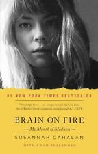 Brain On Fire: My Month Of Madness Turtleback School & Library Binding Edition