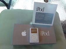 Ipod Classic 1ª Generacion 5 GB Nuevo Precintado Rara Joya Coleccionista