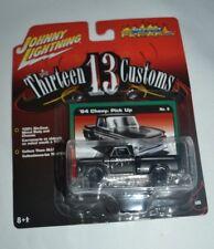 2006 JOHNNY LIGHTNING STREET FREAKS THIRTEEN 13 CUSTOMS '64 CHEVY PICK UP # 6