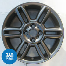 "1 X MINI ORIGINALE 16"" 6 STAR TWIN Ha Parlato Nero 36116793404 R119 Nero Pollice"