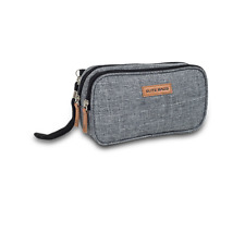Elite Isothermal CoolBag/Kitbag for Insulin & Diabetic Supplies Grey & Durable