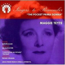 Maggie Teyte THE POCKET PRIMA DONNA