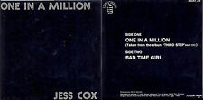"JESS COX One in a million 7"" Tygers of Pan Tang NWoBHM"