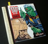 2000AD Yearbook 1993. Graphic Novel Comic Annual. Fleetway. Unused. (C427)