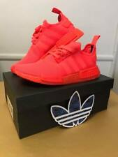 fefb9f82e49376 NMD R1 Adidas Triple Red Mesh (Reflective Tri Bands)Mens Size  US 10