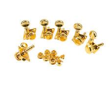Kluson Revolution Locking Tuners F Style Gold KFTL-3805GL