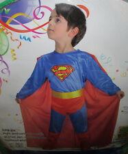 VESTITO CARNEVALE  8 - 9 anni  SUPER BOY SUPERMAN  cod.11090