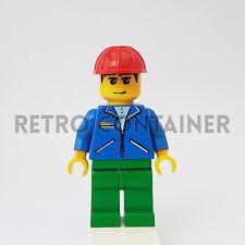 LEGO Minifigures - 1x jbl011 - Man - Jacket Town Omino Minifig Set 4103