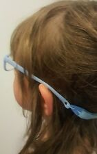 2-pack: Kids Glasses Strap, Children Eyeglasses Cord, Sports Eyewear Head Band