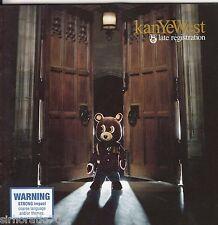 KANYE WEST Late Registration CD