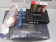 AMPLIFICATORE KENWOOD KAC-521 VINTAGE PER AUTO