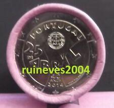 Pièces euros du Portugal pour 2 euro année 2014