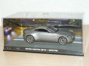 007 James Bond Coche ASTON MARTIN DB10 Spectre 1:43 scale die cast car