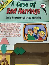 A Case of Red Herrings: Solving Mysteries Through Critical Questioning, Book B1