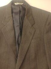 Grey Aquascutum Blazer Size 44R Union Made