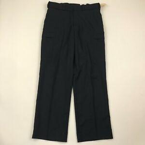 Flying Cross Fechheimer Men Navy Cargo Uniform Pants sz 34x30 NWT