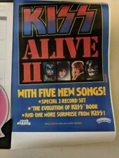 KISS Alive II Poster (#502)