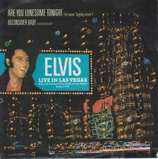 "Elvis Presley 7"" vinyl single Are You Lonesome Tonight (laughing version) 1980"
