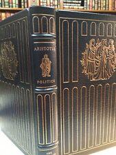 Franklin Library: POLITICS: ARISTOTLE: GREEK PHILOSOPHER: PLATO: JUSTICE
