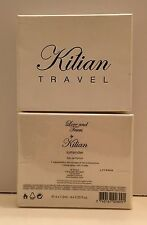 KILIAN LOVE AND TEARS TRAVELSET WOMEN EAU DE PARFUM 4x.25 OZ /7.5 ML SPRAY NIB