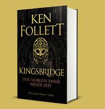 Kingsbridge - Der Morgen einer neuen Zeit - Ken Follett - Kingsbridge Band 4