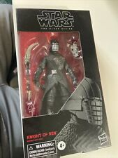 Hasbro Star Wars The Black Series Knight of Ren Toy 6-inch Scale Star Wars New