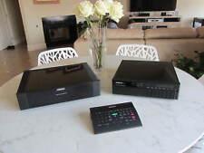 Meridian 556 Amplifier & Meridian 568 Pre-Amp Clean With Msr Remote